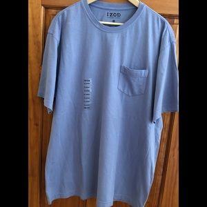 NWT Men's IZOD Luxury Sport T-Shirt XL